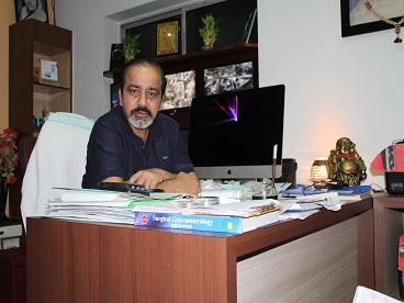 Dr. Sreejoy Patnaik – Founder / Managing Director