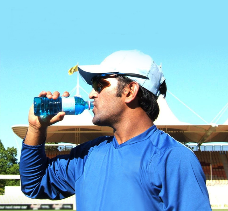 5 Ways In Which Your Favourite Cricket Players Are Beating Dehydration!