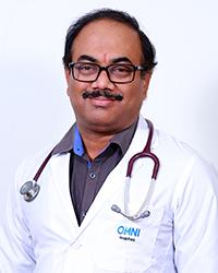 Dr M. Sreenivas Rao