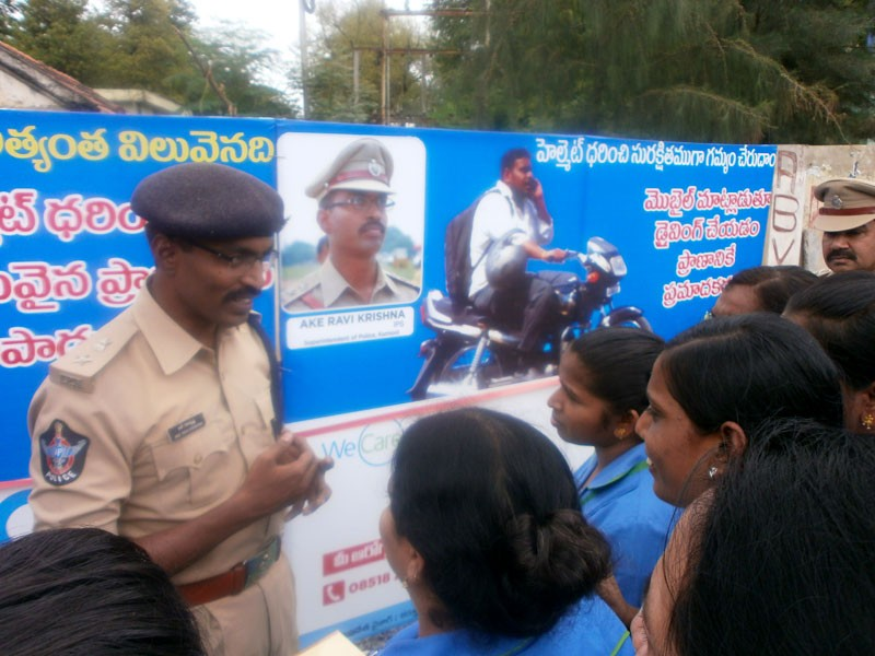 Road Safety Campaign by OMNI Hospitals