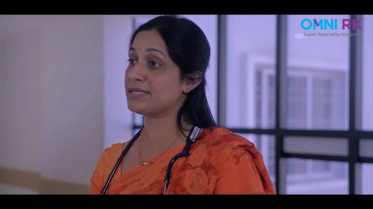 Dr. M. N. V. Pallavi about Obstetrics and Gynaecology in OMNI RK