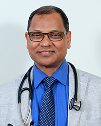 Dr Umesh Prasad Sharma