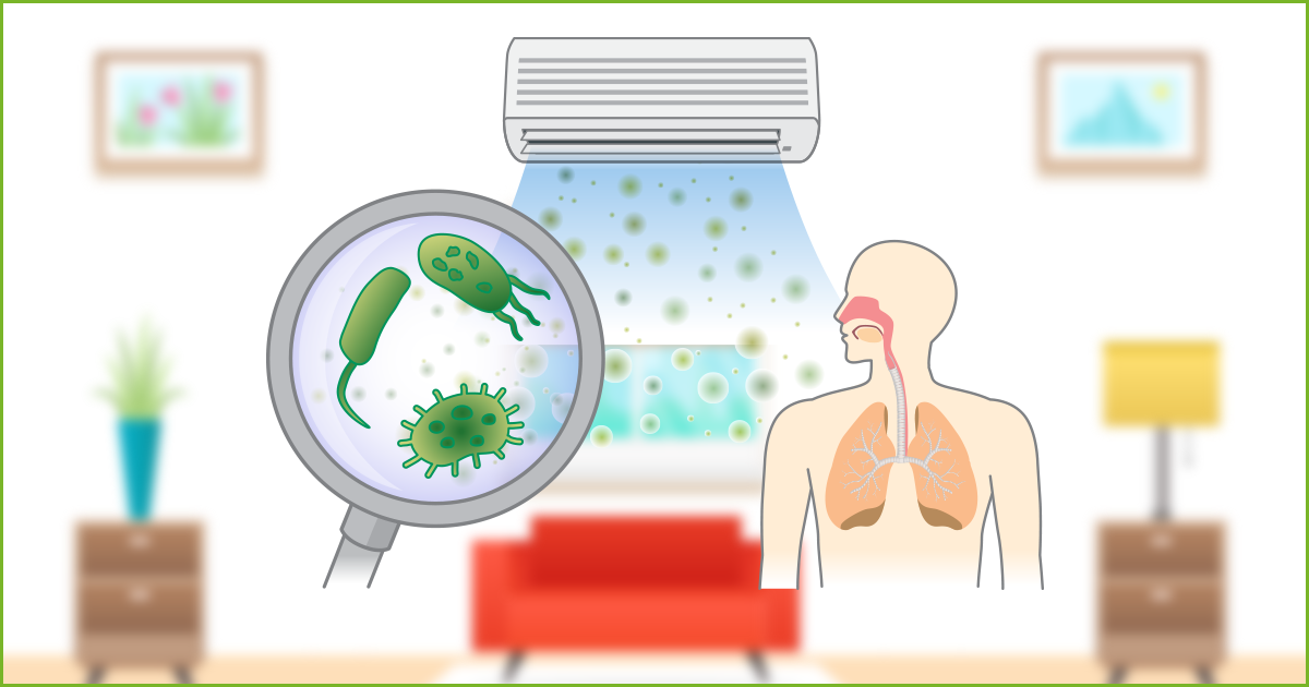 Causes and Effects of Indoor Pollution
