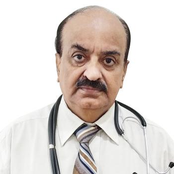 Dr Dilip. P. Bhanushali