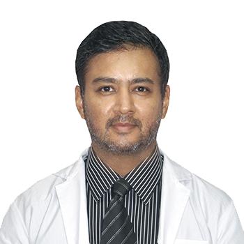 Dr Sameer A Mahendra